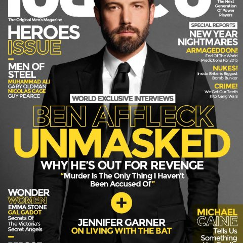 Ben Affleck talked being hated with Loaded