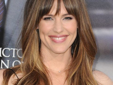 Actress Jennifer Garner speaks before her split with Ben Affleck