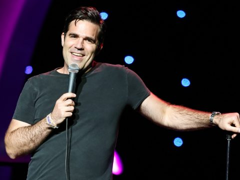 Rob Delaney shares his guide to life