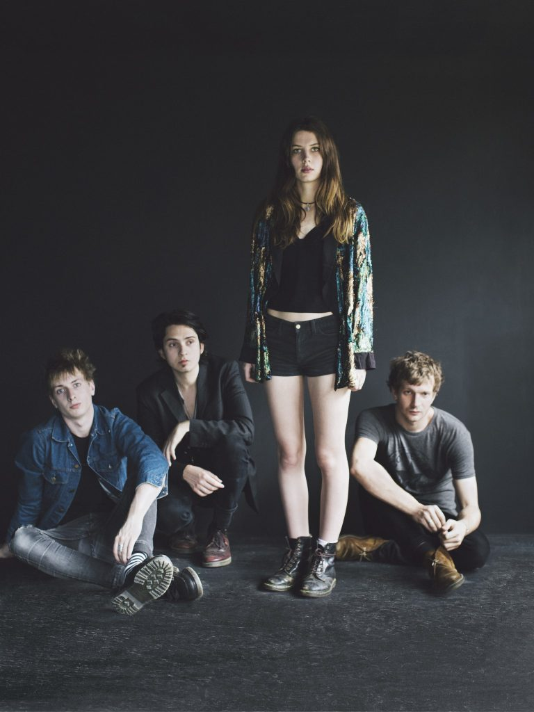 Wolf Alice unashamedly love pop