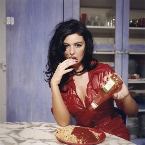 Monica Bellucci by Bettina Rheims Loaded