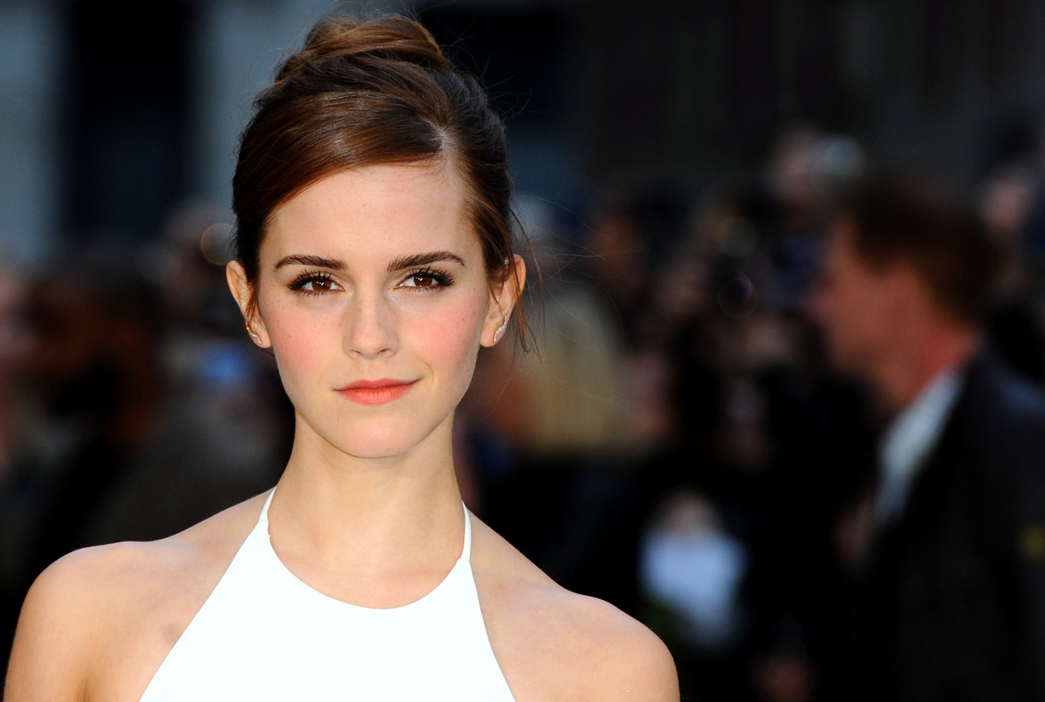 Former Harry Potter actress Emma Watson is all grown up