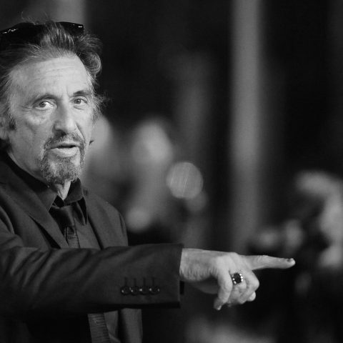 Actor Al Pacino speaks to Loaded about his life and times