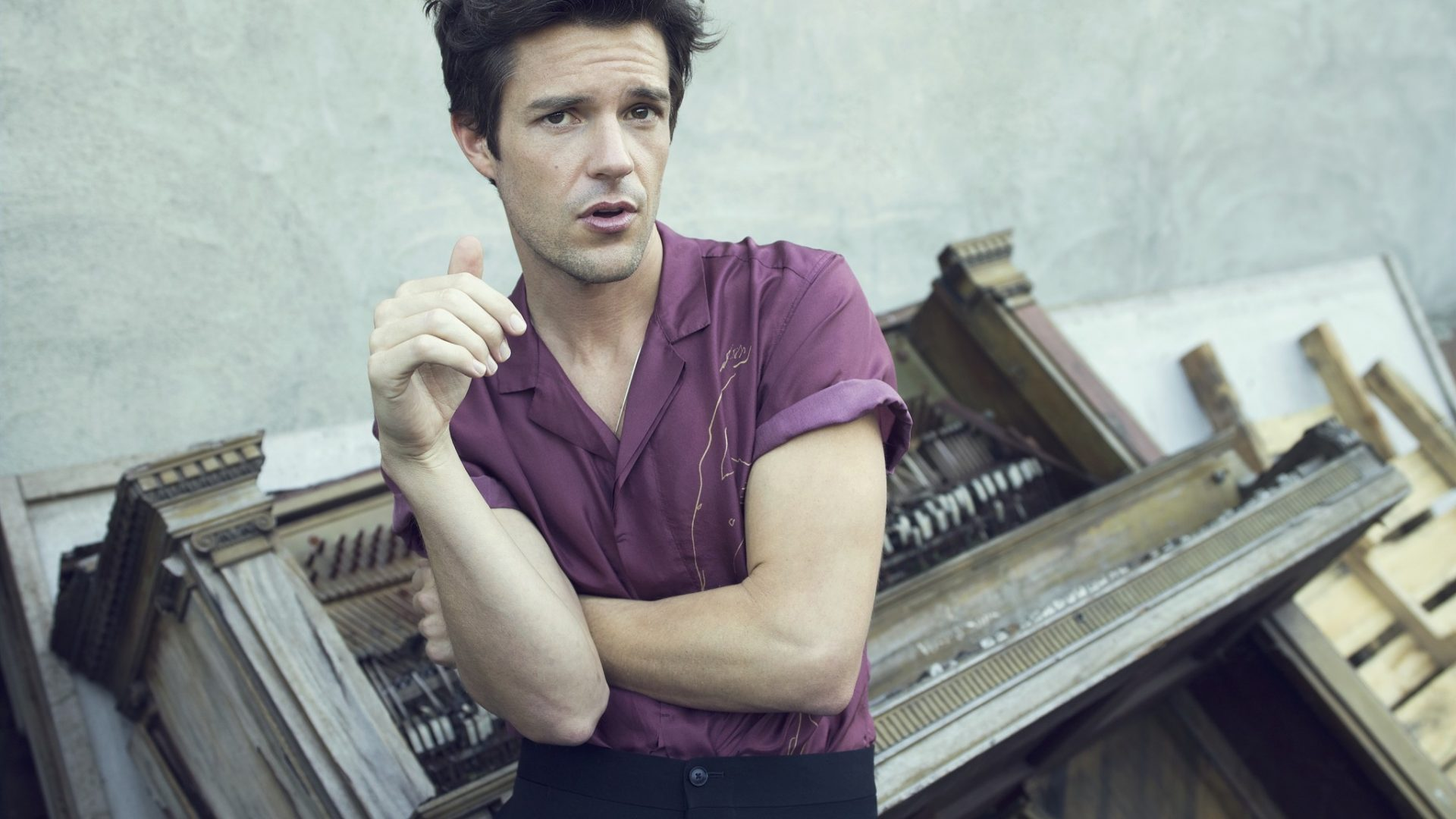 The Killers singer Brandon Flowers wants musicians to stand up to terror
