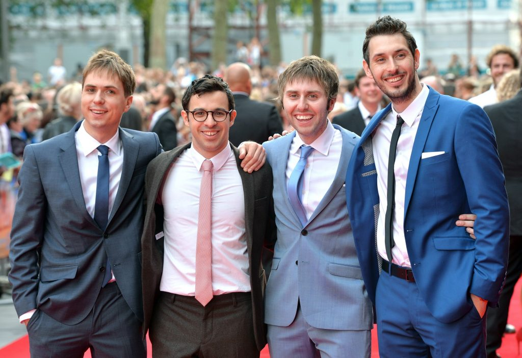 Daisy Ridley's scenes were cut from The Inbetweeners 2