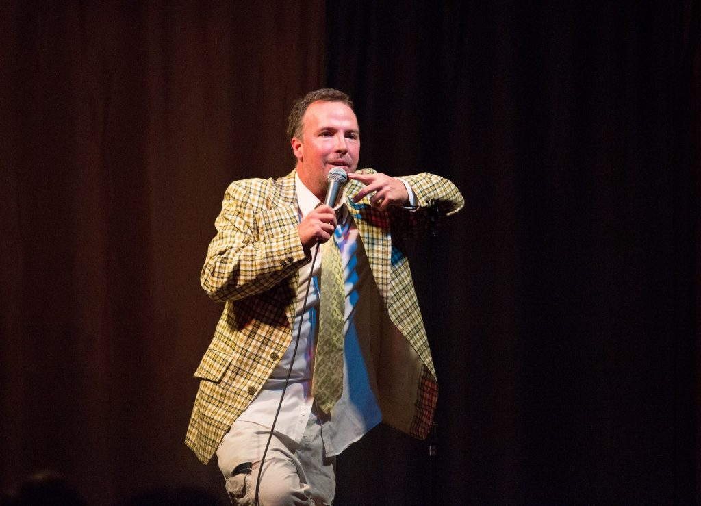 Doug Stanhope's eponymous podcasts are essential listening