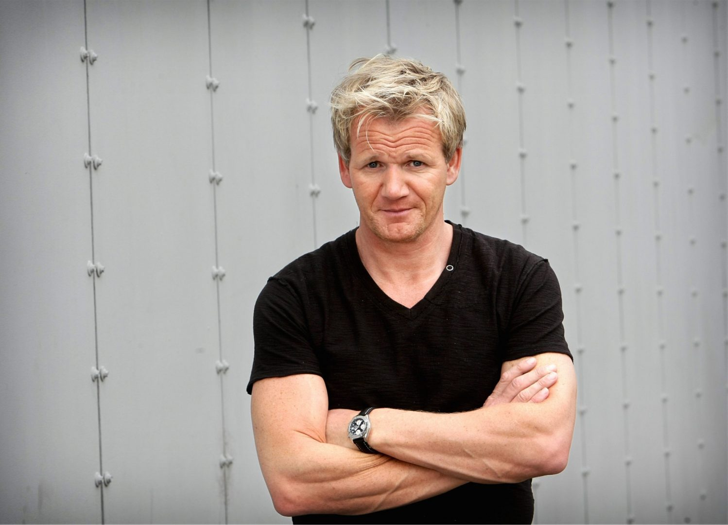 Gordon Ramsay shares his first rule of manners with Loaded