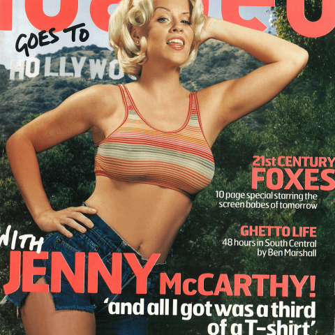 Jenny McCarthy exposes Hollywood for Loaded