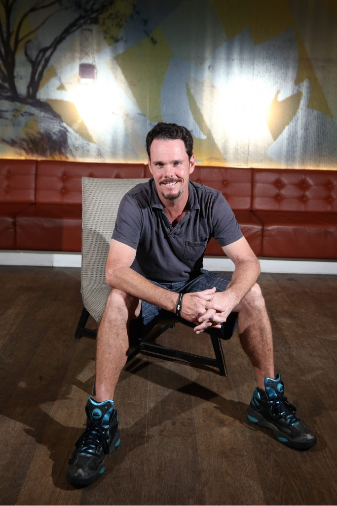 Kevin Dillon gave up partying years ago