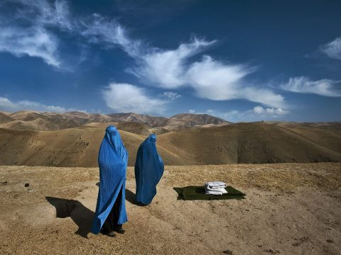 Lynsey Addario has been kidapped and shot at in her quest for the truth