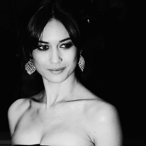 Ex Bond girl Olga Kurylenko