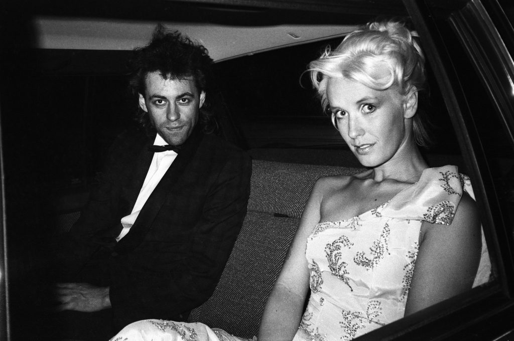 Paula Yates was another of Loaded's celebrity fans