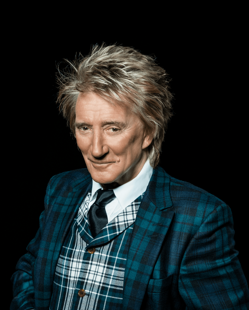 Rod Stewart, accused of being tight by The Last Shadow Puppets