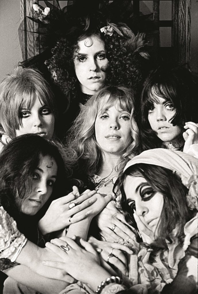 GTOS, the band of groupies