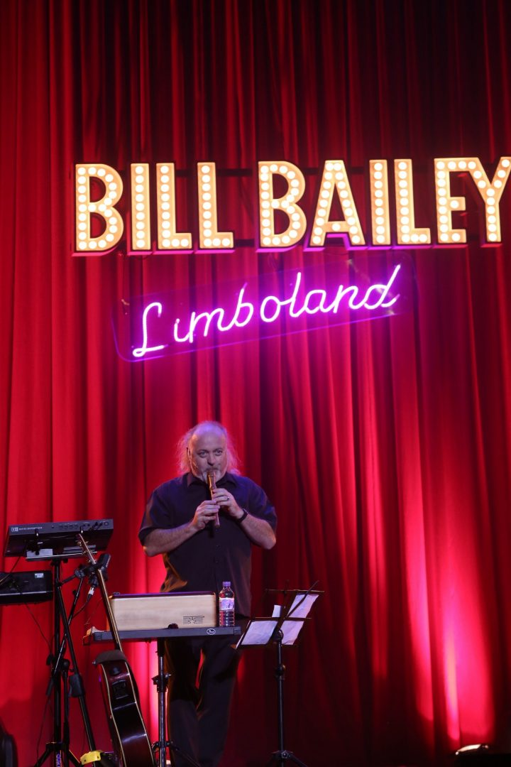 Bill BaIley review for Loaded