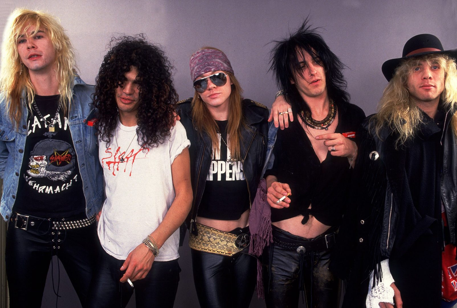 Welcome To The Jungle band Guns N' Roses are set for a reunion
