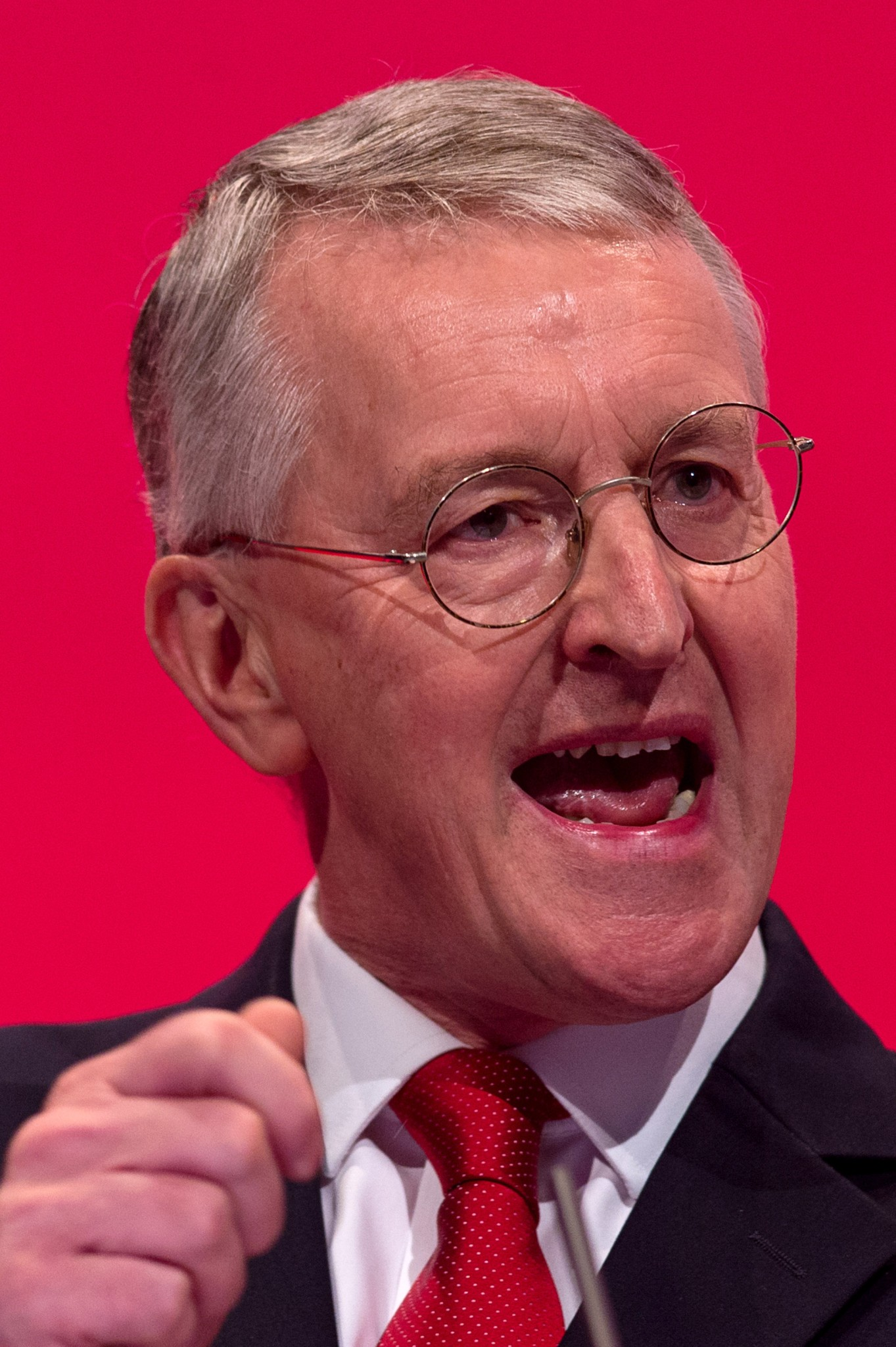 Hilary Benn, possibly the man to unite Labour