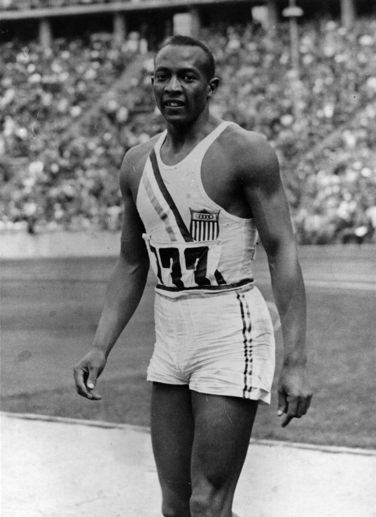 Jesse Owens Loaded