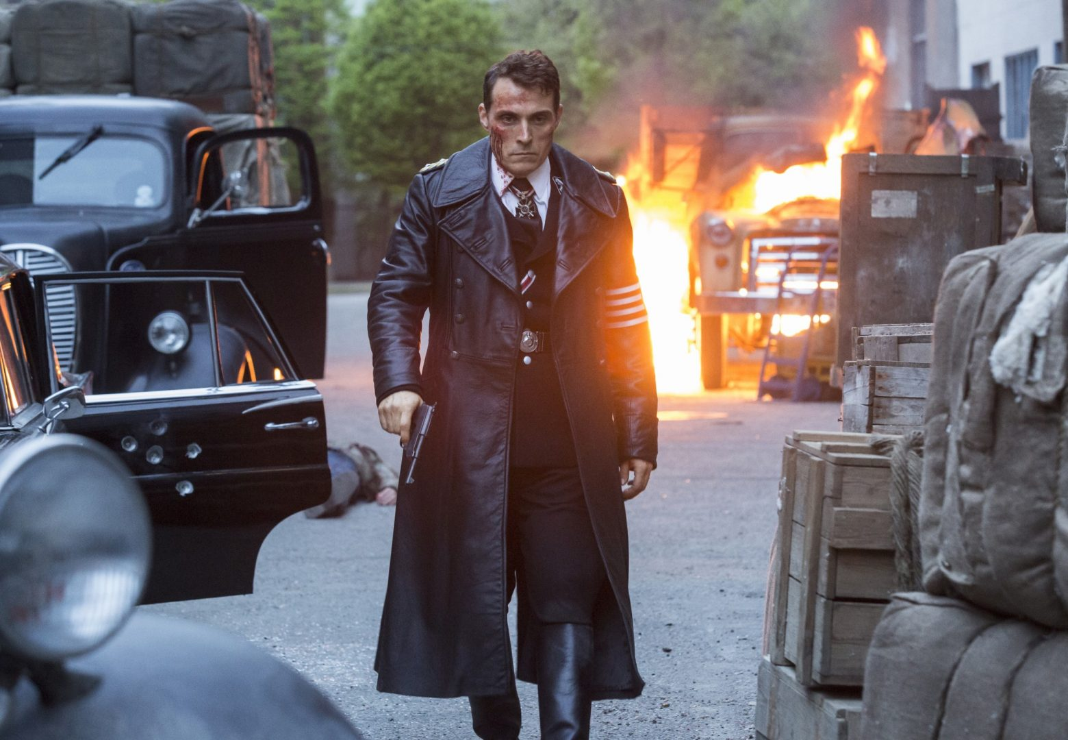 Man in the High Castle for Loaded