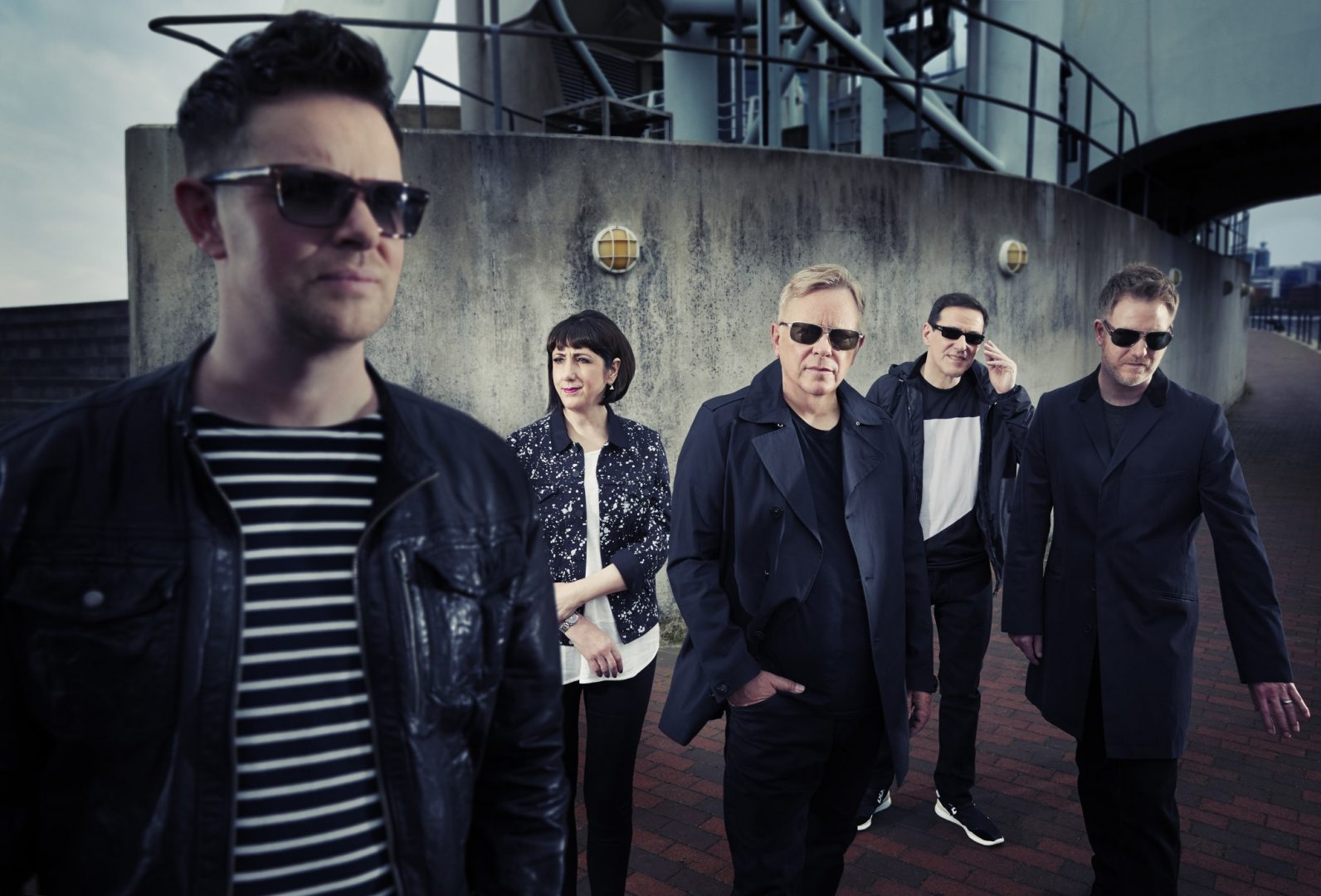 New Order made Music: Complete without Peter Hook