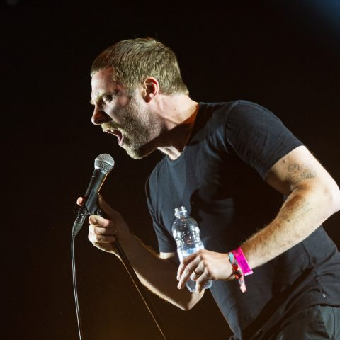 Prodigy and Leftfield collaborators Sleaford Mods