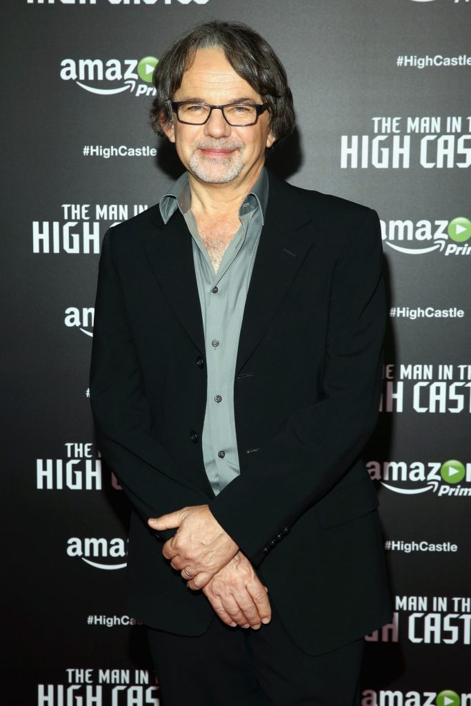 Frank Spotnitz creator of The Man in the High Castle