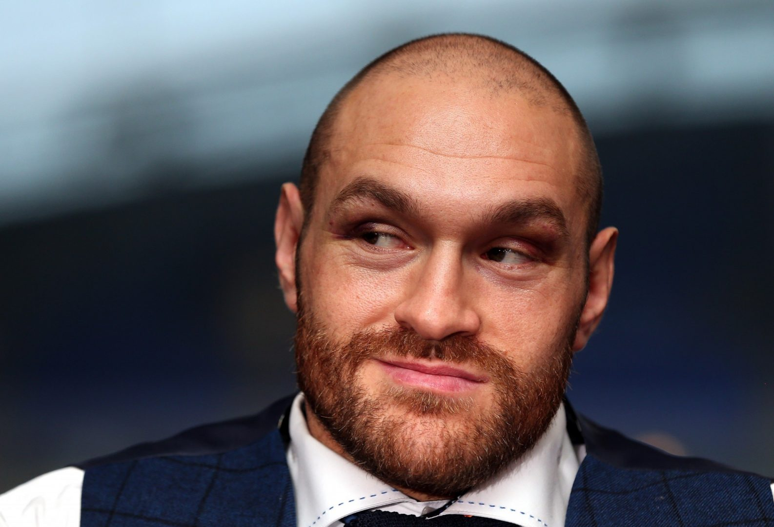 Tyson Fury has been accused of homophobia
