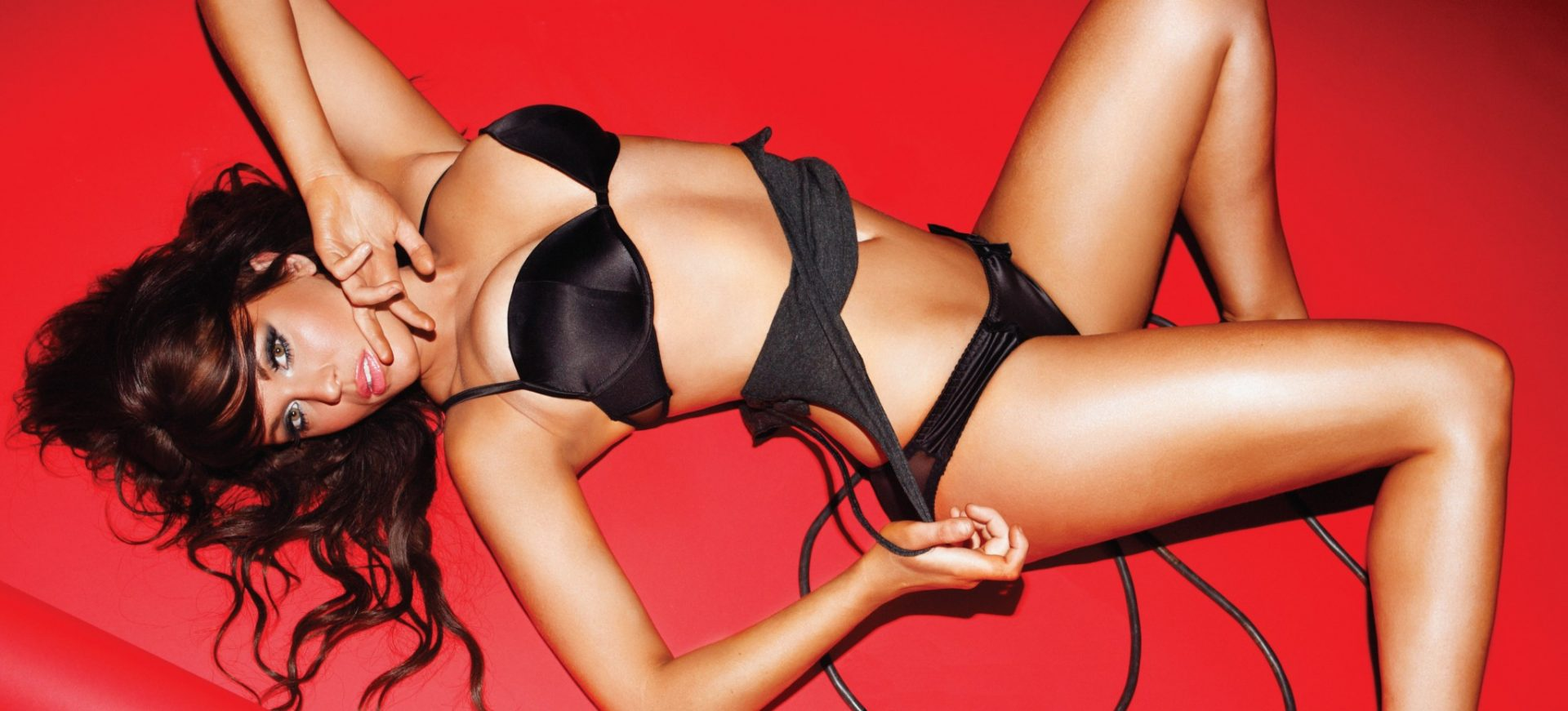 Vicky Pattison from her Loaded 2011 photoshoot