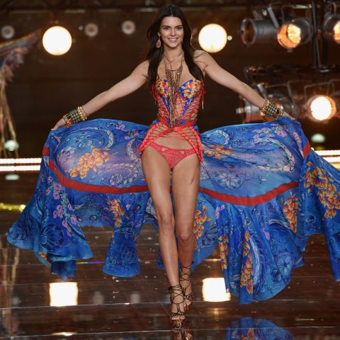 Victoria's Secret fashion show Kendall Jenner Loaded