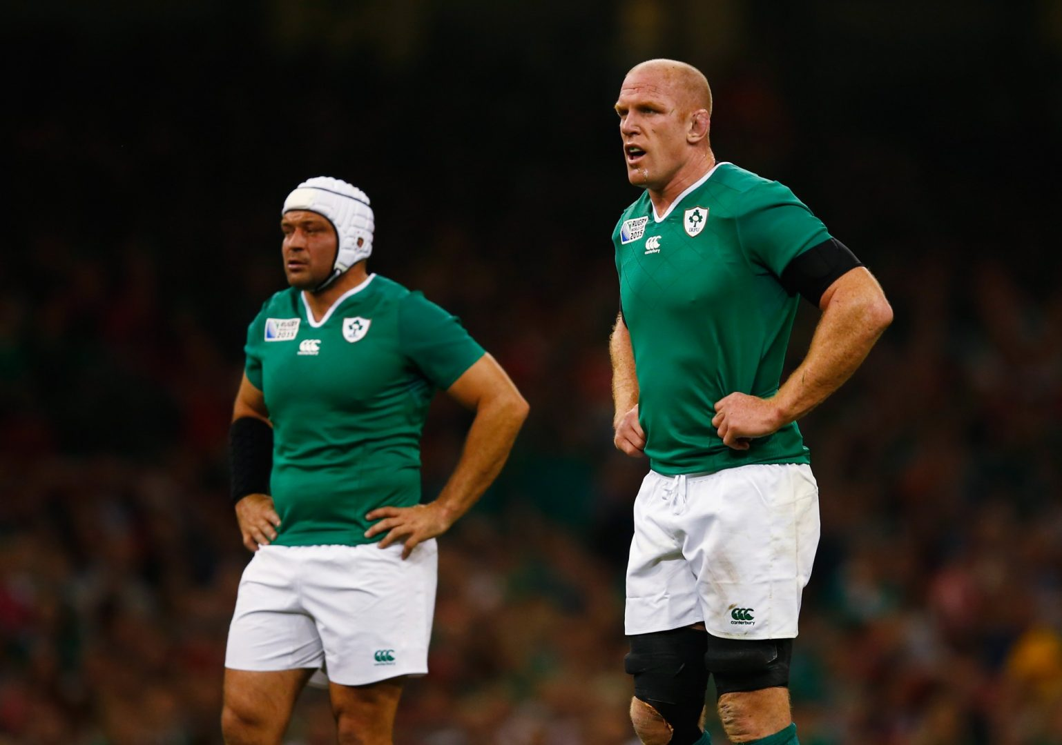 Rory Best replaces Paul O'Connell as captain of ireland