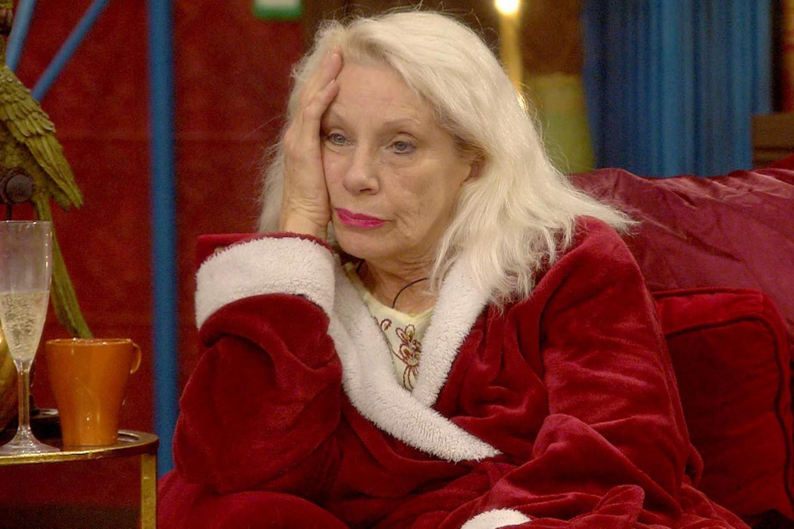 Celebrity Big Brother David's dead aired three years ago ...
