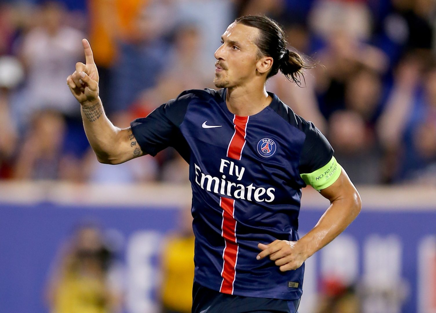 Zlatan Ibrahimovic set for a payrise