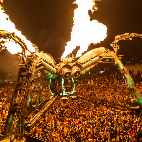 Arcadia hits Gravity festival in Thailand – Loaded