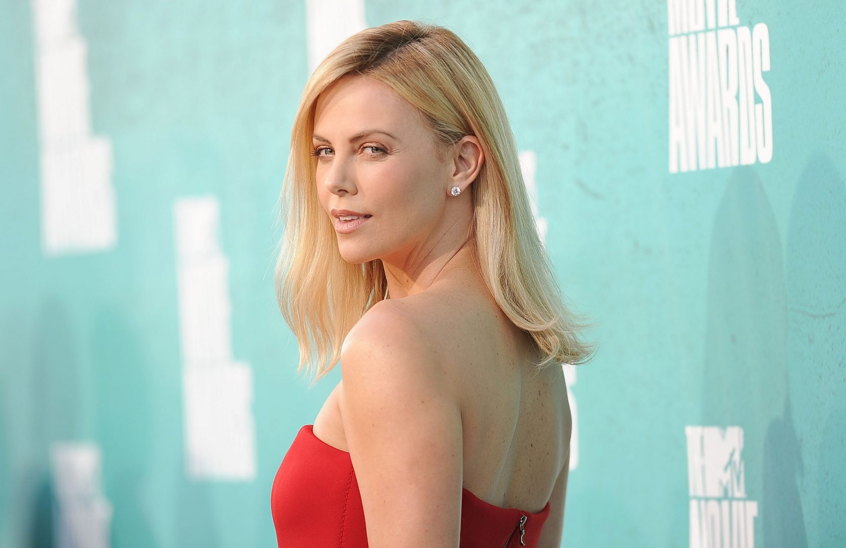 Charlize Theron Loaded interview