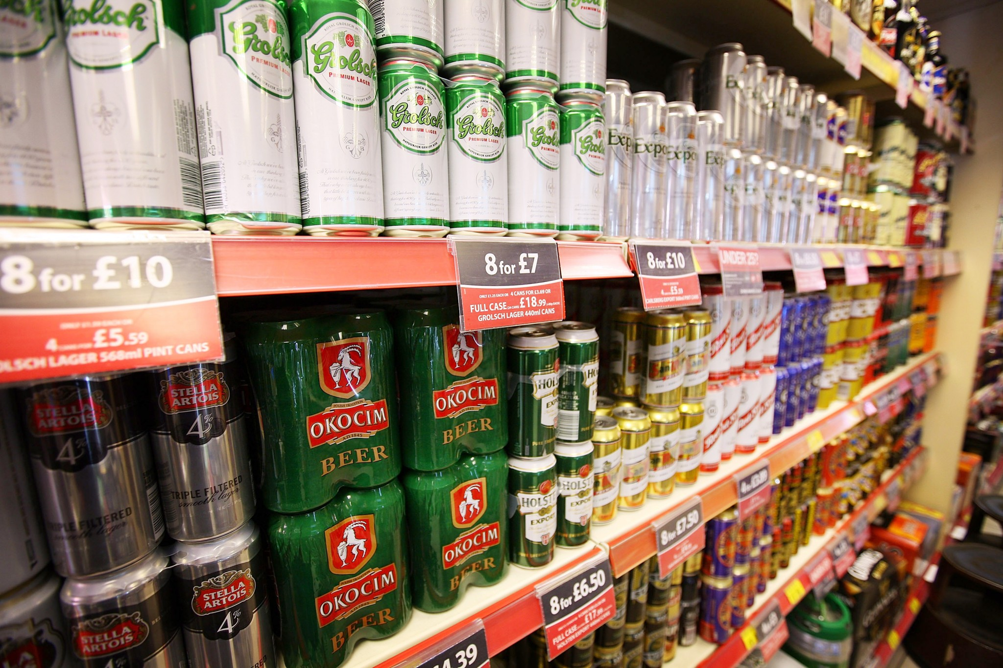 Dr. Adam Winstock on the government's new alcohol drinking guidelines – Loaded