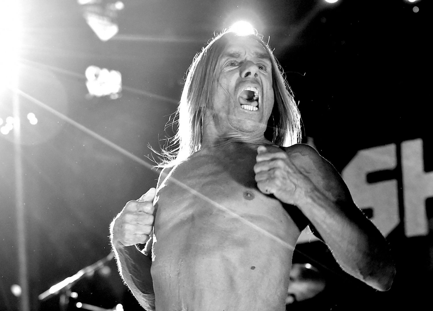 Iggy Pop and Josh Homme have recorded an album callled Post Pop Depression together
