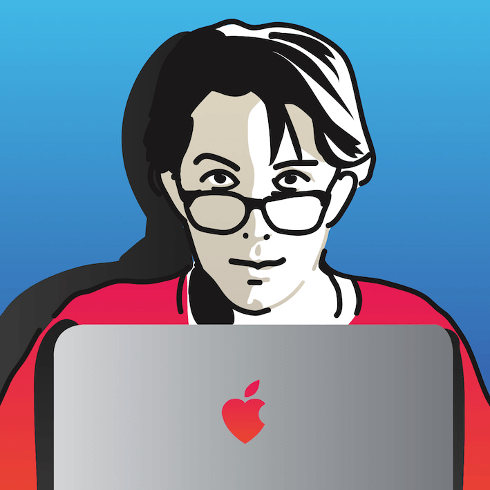 Comedian and former Genius Bar worker James Veitch