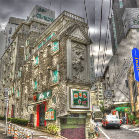 Japan sex underground the Love Hotel – Loaded