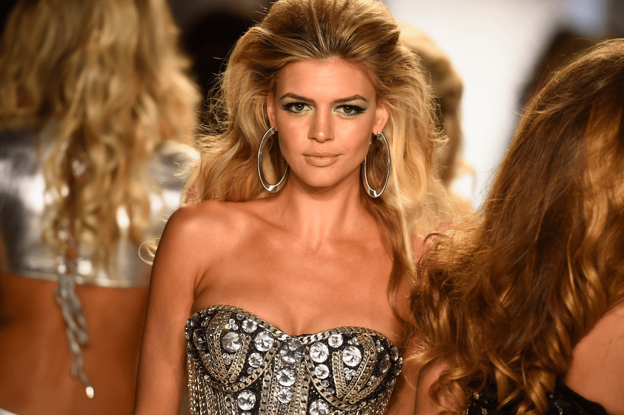 Kelly Rohrbach will take on Pamela Anderson's role in the Baywatch movie