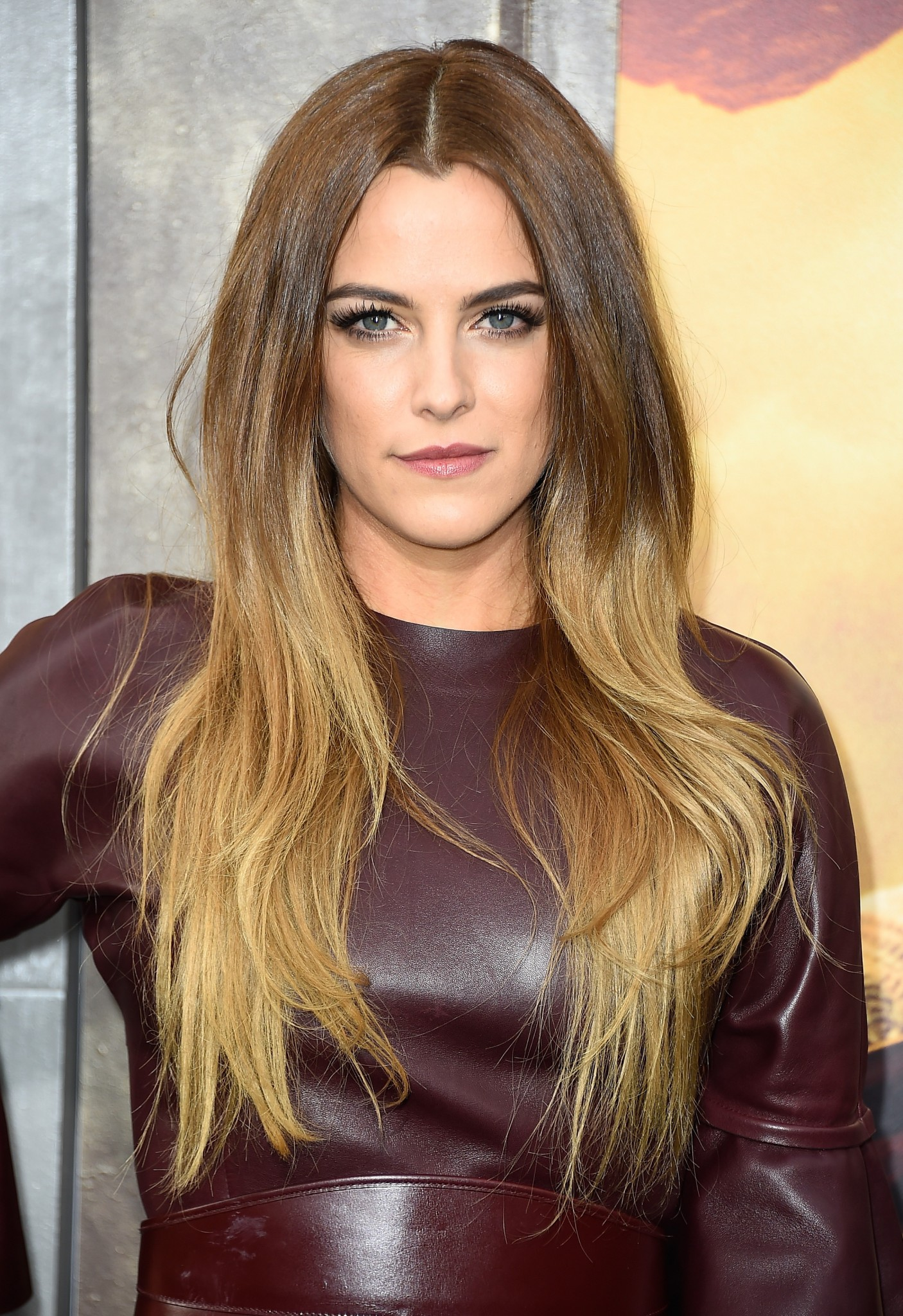 Riley Keough at the Mad Max: Fury Road premiere