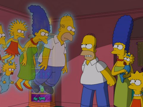 The Simpsons Treehouse of Horror XXV