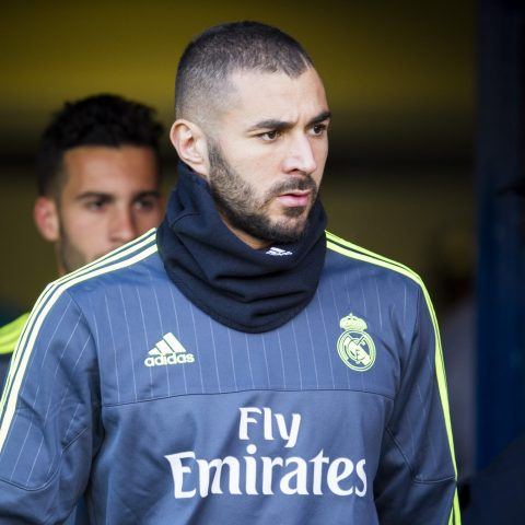Karim Benzema is under investigation for blackmail