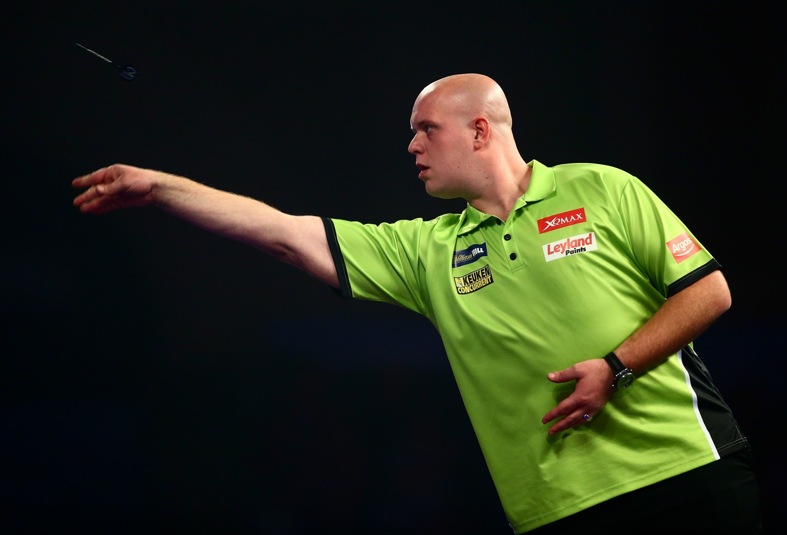 Michael van Gerwen is in for a big year