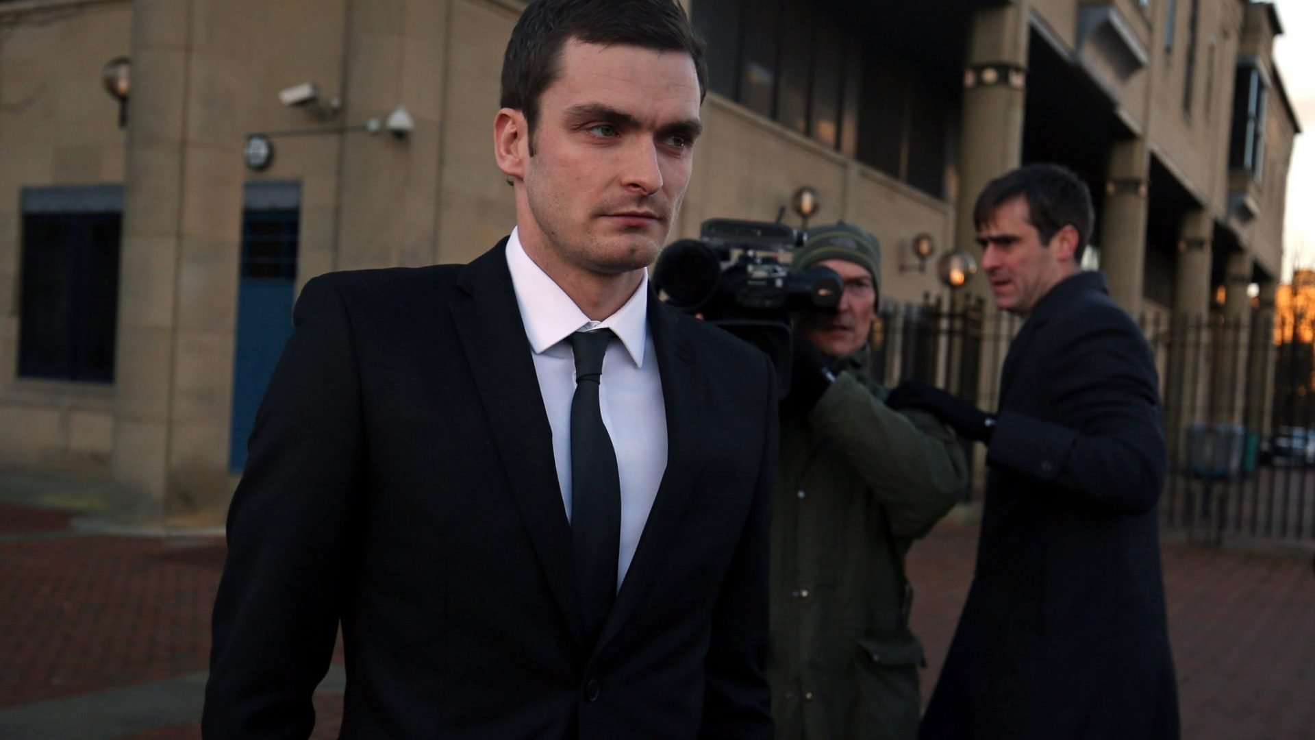 Adam Johnson sacked over guilty pleas