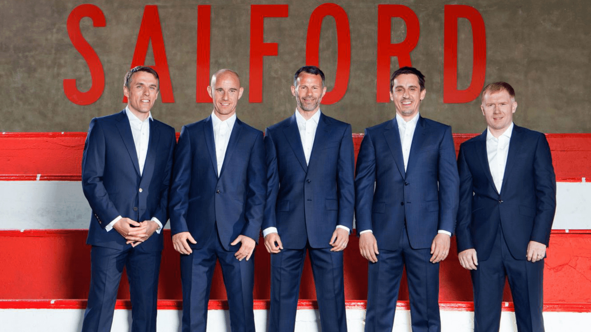Class Of 92: Out Of Their League Salford City FC