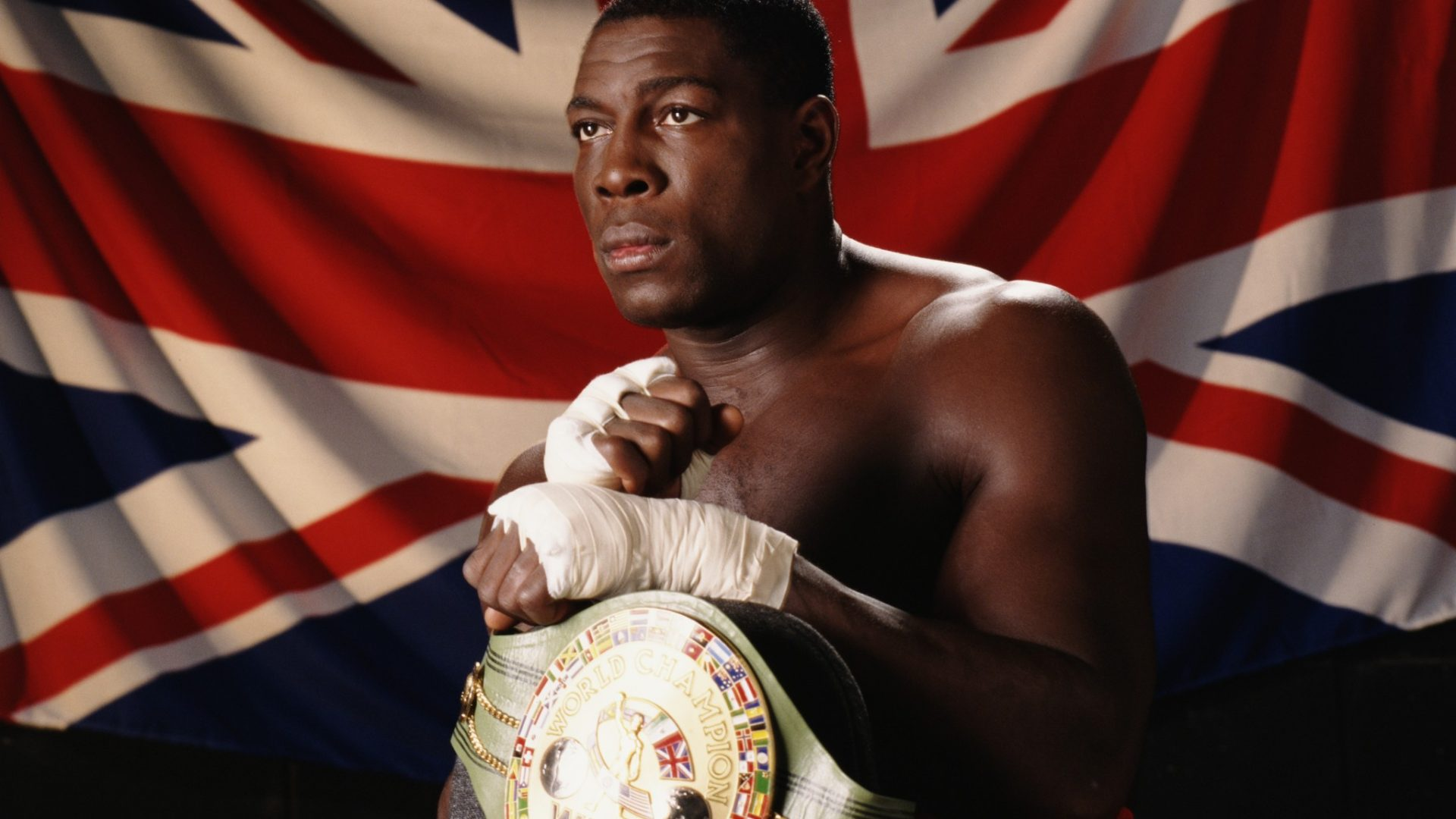 Frank Bruno wants to make a boxing return