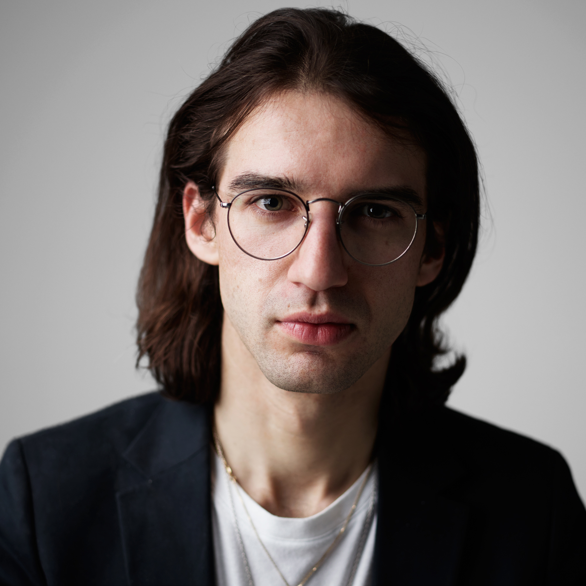Spector singer and Kanye fan Fred Macpherson