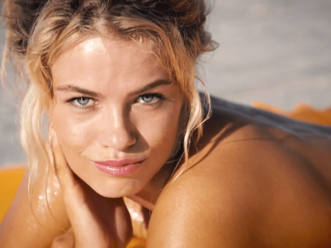 Hailey Clauson Sports Illustrated Cover Shoot