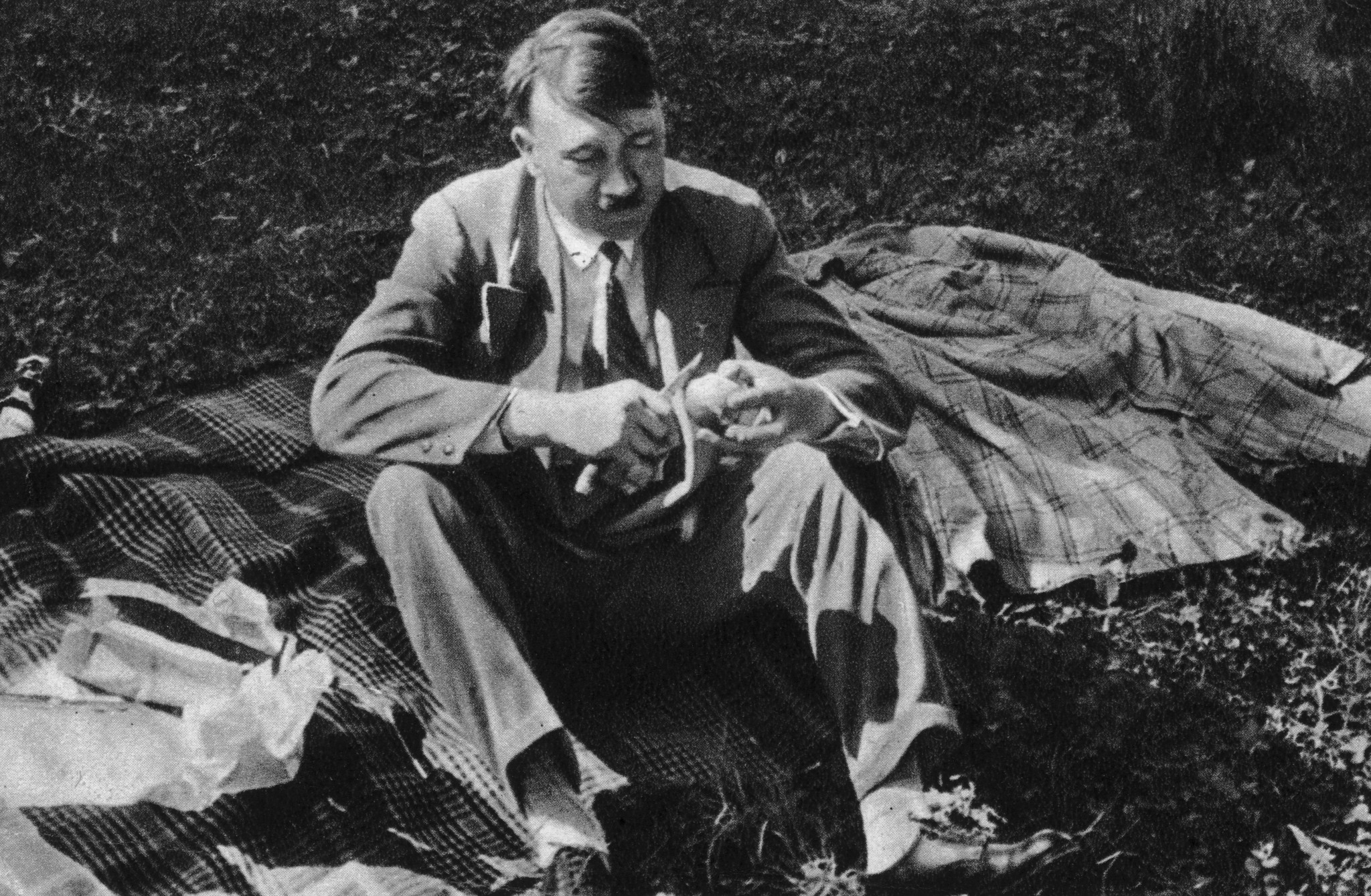 Historians have claimed Hitler suffered from a rare condition called Hypospadias – Loaded
