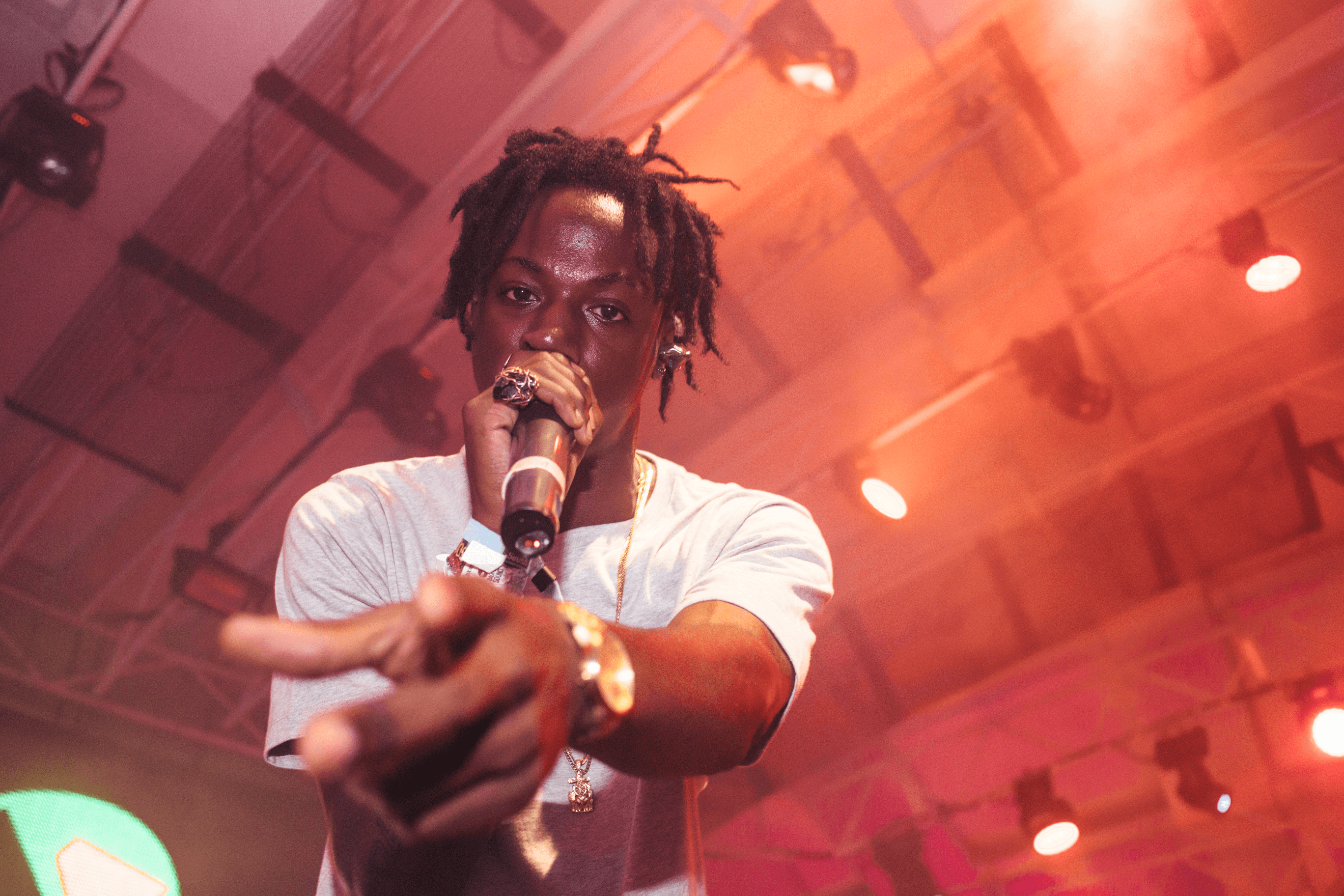Joey Bada$$ shot by Ashley Verse – Loaded